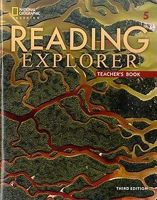 "<font title=""Reading explorer 5 : Teacher"