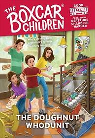 The Doughnut Whodunit (Paperback)