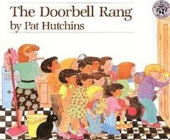 """<font title=""""[노부영]The Doorbell Rang Big Book (Paperback / Big Book)"""">[노부영]The Doorbell Rang Big Book (Pape...</font>"""