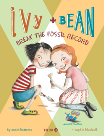 "<font title=""Ivy and Bean #3 : Break the Fossil Record (Paperback + CD:2)"">Ivy and Bean #3 : Break the Fossil Recor...</font>"