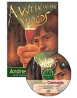 A Week in The Woods (Paperback + MP3 CD)