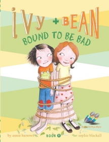 "<font title=""Ivy and Bean #5 : Bound to Be Bad (Paperback + CD:2)"">Ivy and Bean #5 : Bound to Be Bad (Paper...</font>"