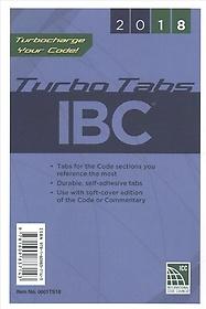 "<font title=""2018 International Building Code Turbo Tabs (Paperback)"">2018 International Building Code Turbo T...</font>"