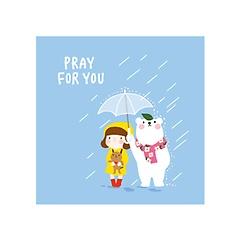 그레이스벨 헬로제인 미니카드 20 - 우산