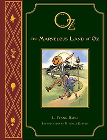 The Marvelous Land of Oz (Hardcover)