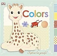 Sophie La Girafe: Colors (Board Books)