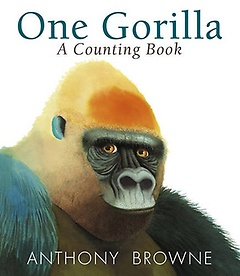 "<font title=""One Gorilla: A Counting Book (Board Book)"">One Gorilla: A Counting Book (Board Book...</font>"
