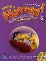 """<font title=""""Hip Hip Hooray 6 : Workbook (Paperback+ CD/ 2nd Ed.)"""">Hip Hip Hooray 6 : Workbook (Paperback+ ...</font>"""