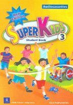 Superkids Level 3 (Tape:2/ 교재별매)