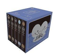 피너츠 완전판 16~20 박스세트 (1981~1990)