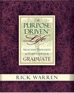 """<font title=""""The Purpose-Driven Life - Selected Thoughts and Scriptures for the Graduate (Hardcover)  """">The Purpose-Driven Life - Selected Thoug...</font>"""