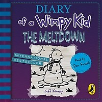 "<font title=""Diary of a Wimpy Kid #13: The Meltdown (영국판/ Audio CD)"">Diary of a Wimpy Kid #13: The Meltdown (...</font>"