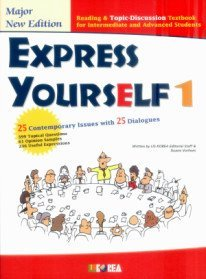 "<font title=""Express Yourself 1 : Student Book (Paperback+MP3 CD:1/ 2nd Edition)"">Express Yourself 1 : Student Book (Paper...</font>"