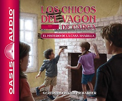 "<font title=""El misterio de la casa amarilla /The Mystery of the Yellow House (CD / Unabridged) - Spanish Edition"">El misterio de la casa amarilla /The Mys...</font>"