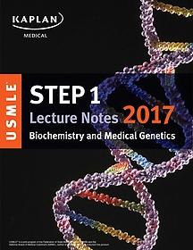 """<font title=""""USMLE Step 1 Lecture Notes 2017: Biochemistry and Medical Genetics (Paperback)"""">USMLE Step 1 Lecture Notes 2017: Biochem...</font>"""