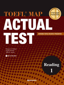 TOEFL MAP ACTUAL TEST Reading 1