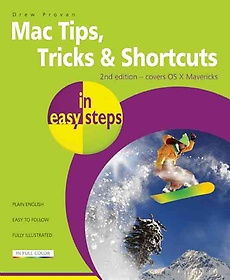 "<font title=""MAC Tips, Tricks & Shortcuts in Easy Steps (Paperback / 2nd Ed.)"">MAC Tips, Tricks & Shortcuts in Easy Ste...</font>"
