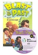 """<font title=""""Blast to the Past # 3:  Bells Breakthrough (Paperback + Audio CD:2)"""">Blast to the Past # 3:  Bells Breakthrou...</font>"""