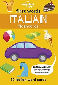 First Words - Italian 1 [Flashcards]