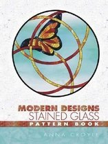"""<font title=""""Modern Designs Stained Glass Pattern Book (Paperback) """">Modern Designs Stained Glass Pattern Boo...</font>"""