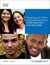"<font title=""Networking for Home and Small Businesses: CCNA Discovery Learning Guide with CDROM (Paperback) "">Networking for Home and Small Businesses...</font>"