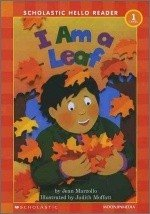 """<font title=""""I Am a Leaf - Hello Science Reader! Level 1 (Paperback+CD:1)"""">I Am a Leaf - Hello Science Reader! Leve...</font>"""