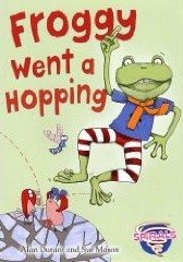 Froggy Went a Hopping (Paperback)