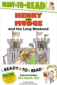 """<font title=""""Henry and Mudge Ready-To-Read Value Pack #2 (Paperback:6)"""">Henry and Mudge Ready-To-Read Value Pack...</font>"""