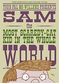 Sam the Most Scaredy Cat (Paperback)