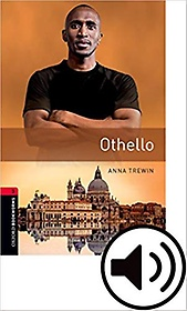 """<font title=""""Othello - Oxford Bookworms Library 3 (Paperback with Mp3)"""">Othello - Oxford Bookworms Library 3 (Pa...</font>"""