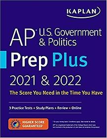 "<font title=""AP U.S. Government & Politics Prep Plus 2021 & 2022 (Paperback)"">AP U.S. Government & Politics Prep Plus ...</font>"