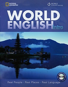 "<font title=""World English Level Intro : Student Book (Paperback+CD)"">World English Level Intro : Student Book...</font>"