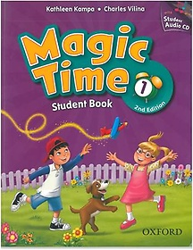 """<font title=""""Magic Time 1 Student Book with CD (2nd Ed.)"""">Magic Time 1 Student Book with CD (2nd E...</font>"""