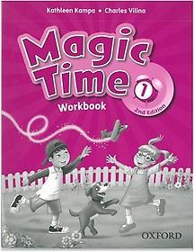 Magic Time 1 Work Book (2nd Ed.)