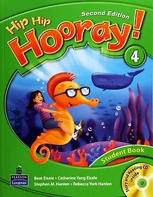 "<font title=""Hip Hip Hooray 4 : Studentbook (Paperback/ 2nd Ed.)"">Hip Hip Hooray 4 : Studentbook (Paperbac...</font>"