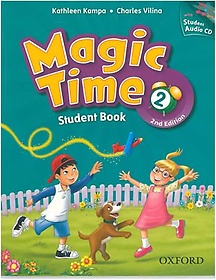 """<font title=""""Magic Time 2 Student Book with CD (2nd Ed.)"""">Magic Time 2 Student Book with CD (2nd E...</font>"""