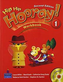"""<font title=""""Hip Hip Hooray 1 : WorkBook (Paperback/ 2nd Ed.)"""">Hip Hip Hooray 1 : WorkBook (Paperback/ ...</font>"""