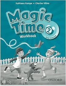 Magic Time 2 Work Book (2nd Ed.)