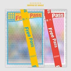 드리핀(DRIPPIN) - Free Pass [1st Single Album][A+B Ver. 패키지]