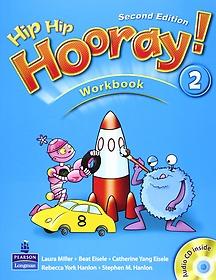 """<font title=""""Hip Hip Hooray 2 : WorkBook (Paperback/ 2nd Ed.)"""">Hip Hip Hooray 2 : WorkBook (Paperback/ ...</font>"""