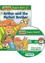 Arthur Chapter Book 21. Arthur and the Perfect Brother (Paperback + CD)