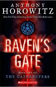 The Gatekeepers #1 : Raven's Gate (Paperback)