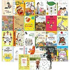 초등 교과서 수록도서 4학년 패키지(전27권)