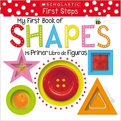 "<font title=""My First Book of Shapes / Mi primer libro de figuras (Hardcover) - Spanish Edition"">My First Book of Shapes / Mi primer libr...</font>"