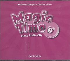 Magic Time 1 CD (2nd Ed.)