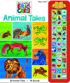 """<font title=""""The World of Eric Carle: Animal Tales (Hardcover)"""">The World of Eric Carle: Animal Tales (H...</font>"""