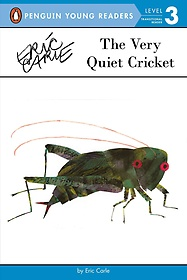 The Very Quiet Cricket (Paperback)