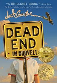 """<font title=""""Dead End in Norvelt (Paperback/ Reprint Edition)"""">Dead End in Norvelt (Paperback/ Reprint ...</font>"""