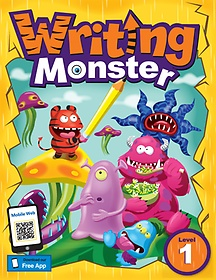 """<font title=""""Writing Monster 1 with Portfolio Book (Student Book)"""">Writing Monster 1 with Portfolio Book (S...</font>"""