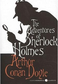 """<font title=""""The Adventures of Sherlock Holmes (Paperback/ Rough-Cut Edition)"""">The Adventures of Sherlock Holmes (Paper...</font>"""